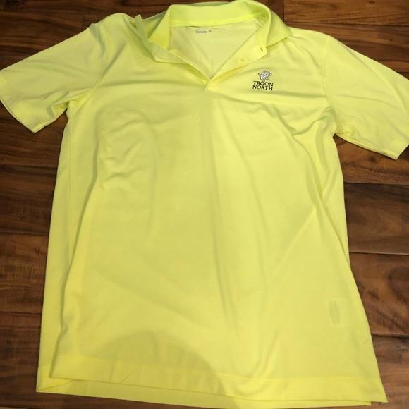 812af029 Nike golf shirt - neon yellow. M_5b6ddaa110fc54a16fa4512d